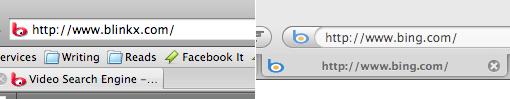 Slik så Microsofts nye søkemotor ut i natt. I dag får vi se den «offisielle» versjonen.