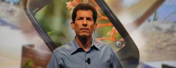 Palm-sjefen, Jon Rubinstein, blir igjen i det nye selskapet.