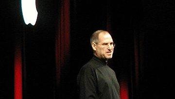 Apple-sjef Steve Jobs tror det blir svært vanskelig for konkurrentene å ta rotta på dem.