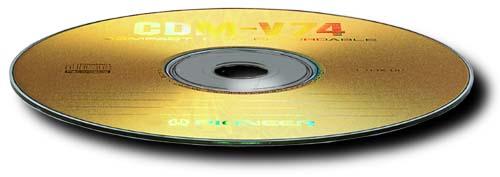 Pioneer CD-R