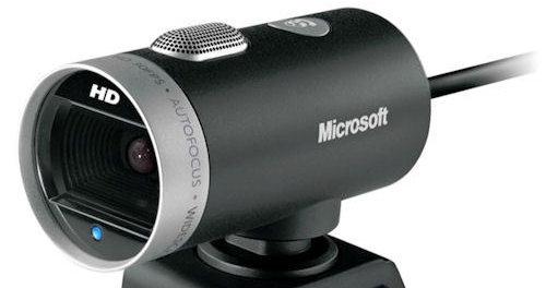 Dette webkameraet gir deg HD-kvalitet når du chatter.