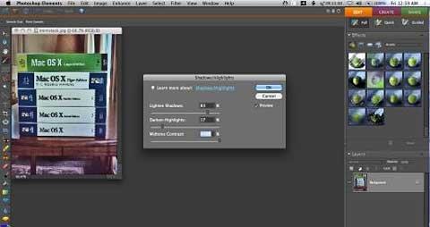 Photoshop Elements 6 virker ikke i Mac OS X 1.6, som kommer i morgen.