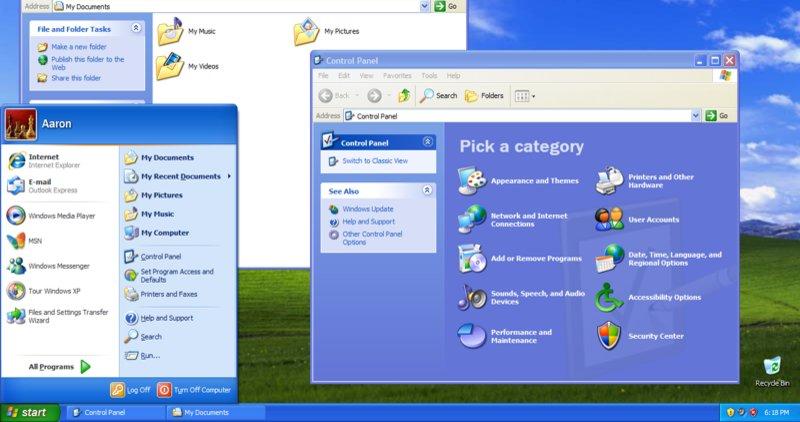 Gode gamle Windows XP har vært foretrukket foran Vista for mange, men nå ser dette ut til å snu.