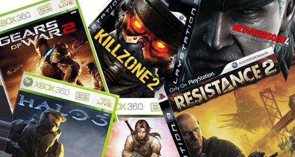 PS3 har de beste eksklusive titlene skal vi tro omtalene til IGN.