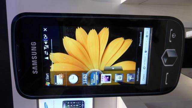 Samsungs nye Symbian-telefoner kan alt, og ar i tilegHD-gjengivelse. Fetere enn iPhone, spør du oss...