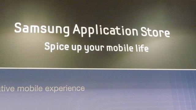 Samsung skal gå Apple i næringen med egen applikasjonsbutikk på nettet.