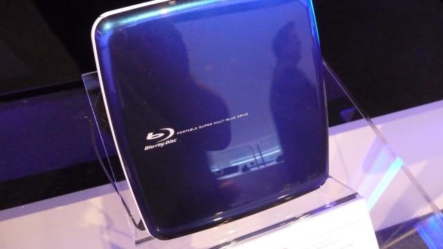 LG gjør det enkelt å koble en Blu-ray-brenner til PCen. Slike eksterne diskstasjoner får vi trolig se flere av framover.