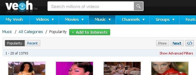 Veoh.com kan ikke gjøres ansvarlig for at brukere legger ut piratkopierte musikkvideoer, fastslår retten i New York.
