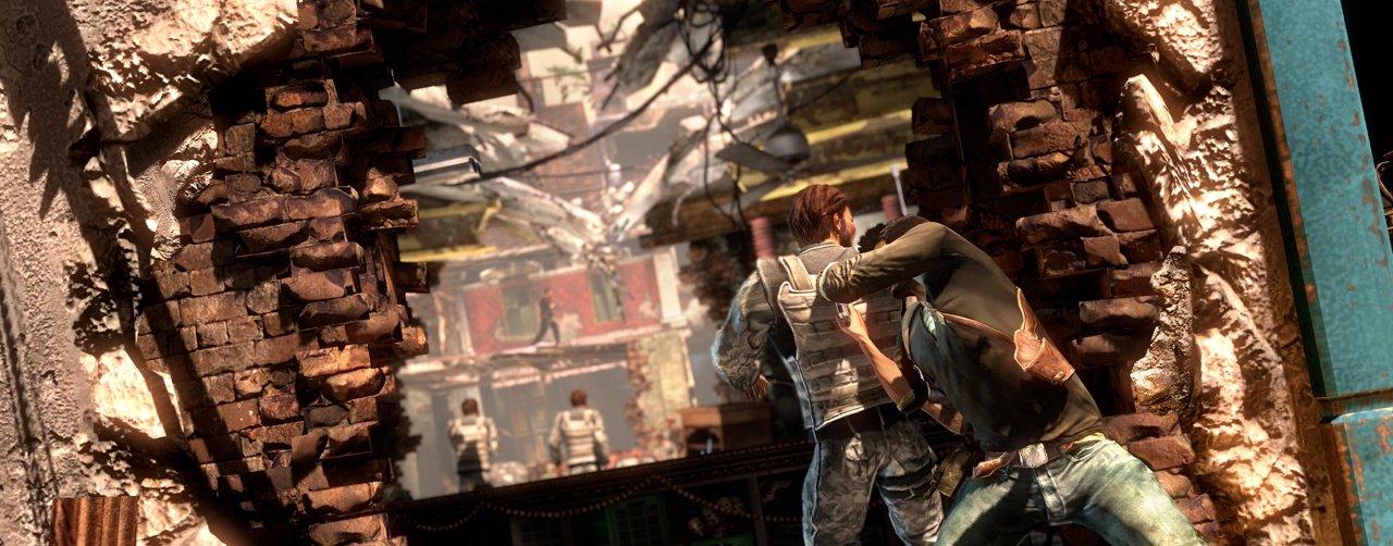 Uncharted 2 har en helt utrolig grafikk skal vi tro anmelderne. Vi tror på dem.