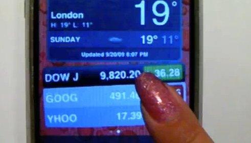 SmartScreen ser genialt ut, så lenge den ikke tar for mye minne.
