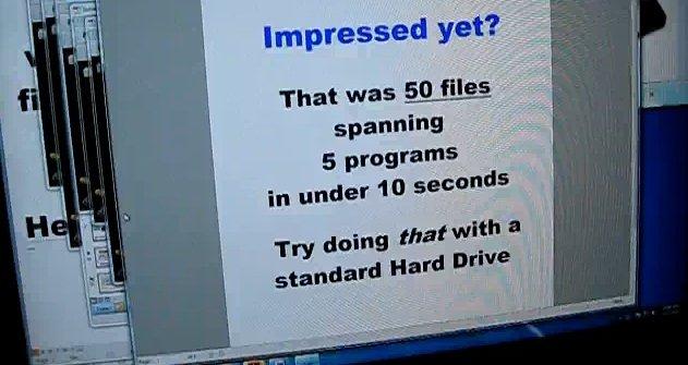 impressed