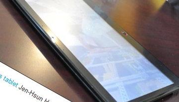 Nvidias tablet kommer kanskje neste år med Android-OS.