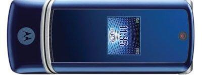 Motorolas KRZ K1-telefon tåler 48 minusgrader. Det gjør ikke våre hjemlige Nokia-modeller...