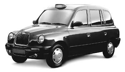 london-cab