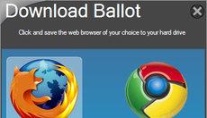 Slik vil Microsoft svare på EUs pålegg - med et såkalt «ballot screen».