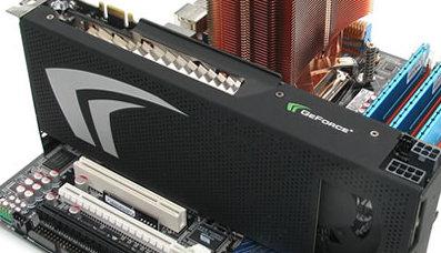 GeForce 295GTX er i skrivende stund den kraftigste GPUen til Nvidia.