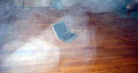 Heldigvis gikk det bra; Hannah oppdaget røykutviklingen og fikk avverget en potensiell katastrofe.
