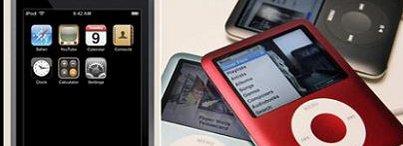 Nokia mener å ha oppfunnet både skrollehjulet på iPod Classic og det virtuelle tastaturet på iPhone/iPod Touch. Nå beordrer de stans i salget av ALLE Aple-produkter.