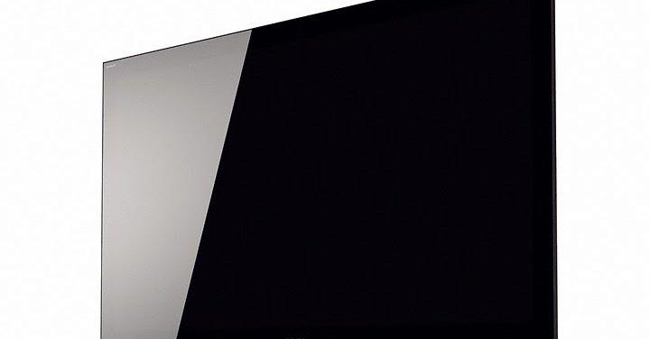Vi får neppe se TV-er som dette med passiv 3D, skal vi tro Sony.