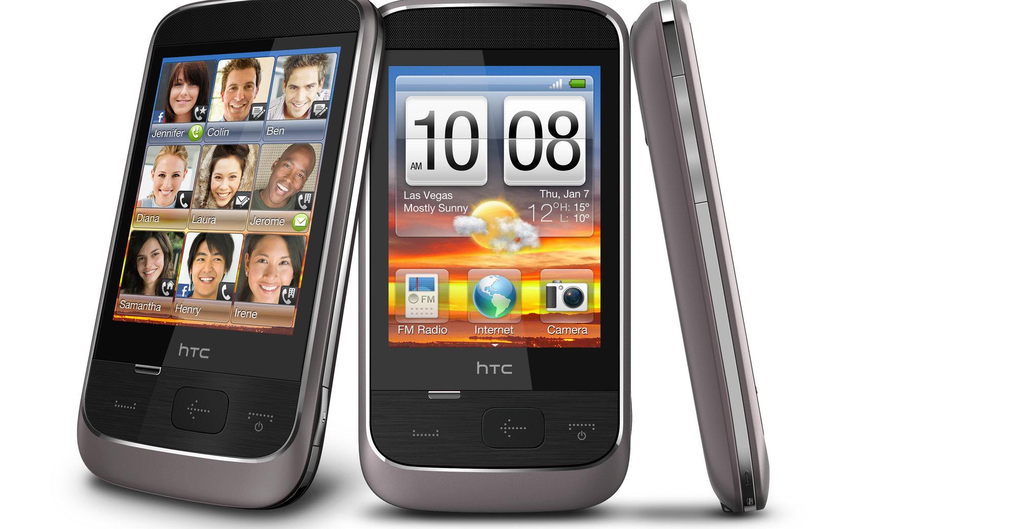 HTC Smart-metal_Front_side