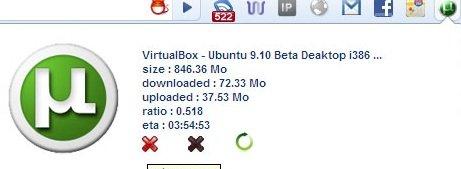 μTorrents betal-versjon er nå ute som alfaversjon. Men bare for inviterte.