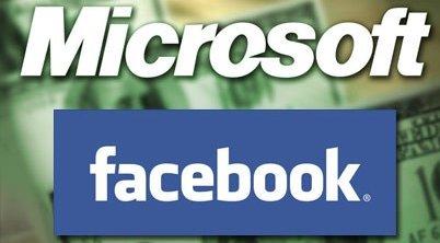 Microsoft eier en liten andel av Facebook.Likevel blir de nå kastet ut som annonseleverandør.