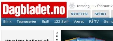 Dagbladet.no gikk ned på grunn av kunstig trafikk  fra Tyrkia i går.