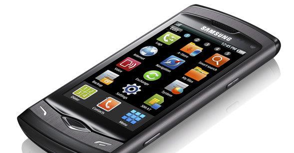Wave blir først ute, Galaxy S kommer etter.