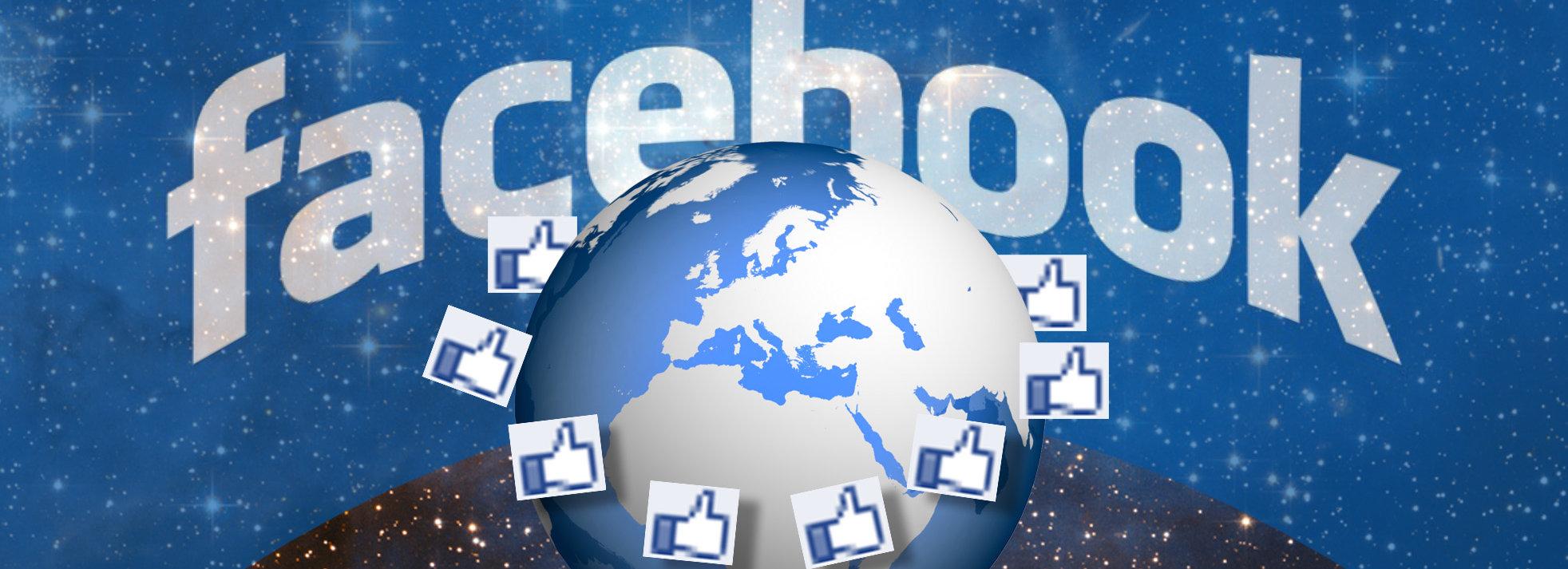 Facebook er et hyggelig sted å være for de aller fleste, viser ny undersøkelse. (Ill. Per Ervland)
