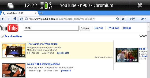 n900 chrome