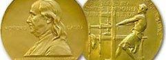 Denne medaljen gikk for første gang i historien til en journalist ansatt på i en Internett-publikasjon.