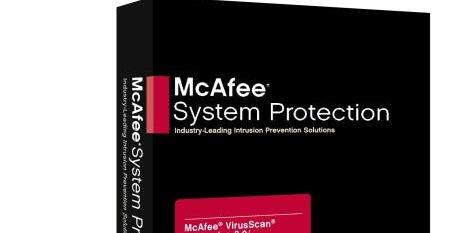 McAfee VirusScan 10