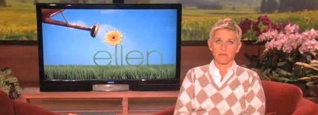 Ellen DeGeneres følte at hun måtte be Apple om unnskyldning.
