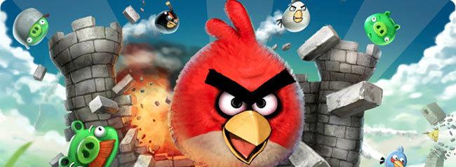 Angry Birds - nå også på TV-boksen.
