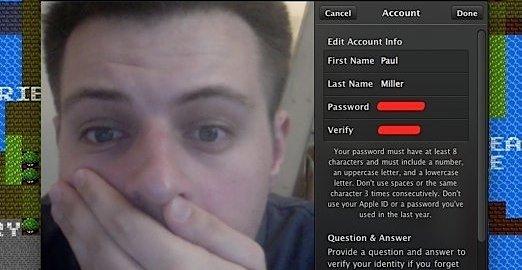 FaceTime gjorde det svært enkelt å se andres passord. Nå har Apple «rettet» feilen ved å gjøre kontoinformasjonen helt utilgjengelig.