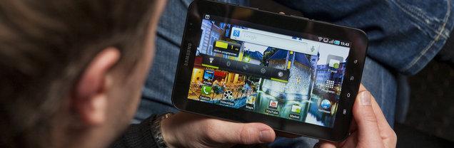 Vi har testet Samsung Galaxy Tab