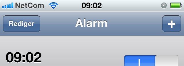 Denne alarmen husket ikke sommertid, selv om du gjorde det.