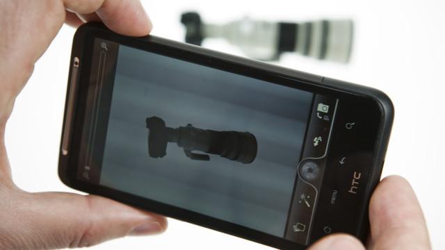 Kameraet er enkelt å bruke og lynraskt.