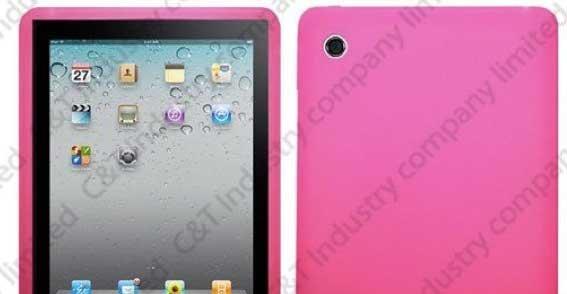 Dette produktet, angivelig designet for iPad 2, er nå fjernet fra Alibaba.com etter henvendelse fra en ikke-navngitt kilde.