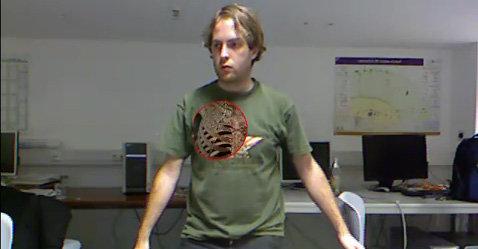 Kinect viser deg kroppen fra innsiden, selv om det vel å merke ikke er din egen.