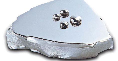 Liquidmetal er superlett og tåler svært mye.