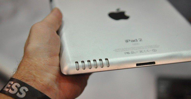 iPad 2-mockups dukket opp på årets CES-messe i Las Vegas.