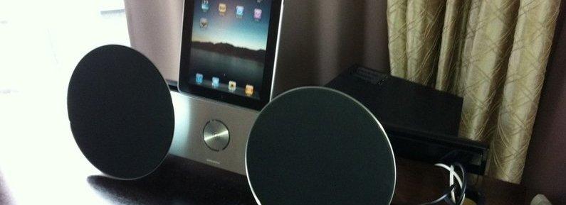 Bang & Olufsen lanserte en iPad-dokk like før jul. Og nå inngår de avtale med Intel. Kom ikke å si at danskene ikke følger med i tiden!