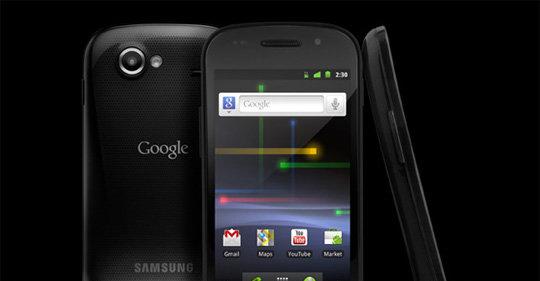 Nexus S: den første mobilen med Android 2.3.