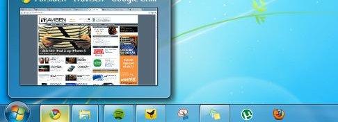 Windows 7, som har vært en stor suksess, stor-oppdateres nok en gang sommeren neste år og Windows 8 kommer i januar 2013.