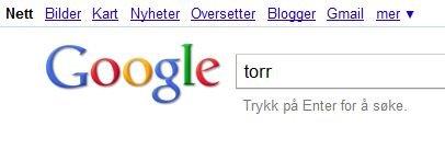 Google sensurerer torrent i auto-fullføring og  øyeblikkelig søk.