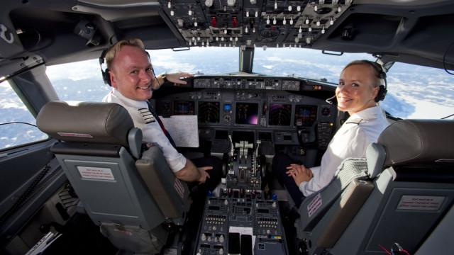 Også de i cockpiten får nytte av tjenestene.