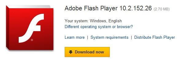 Nå er Flash bakt inn i Chrome.