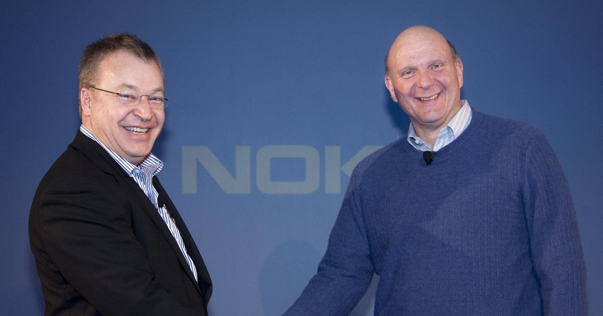 Så lenge disse to herrene ikke tar en Gates og dukker opp i en Nokia WP7-reklame er det fortsatt håp.