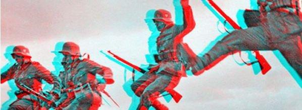 Nazister i 3D-aksjon.